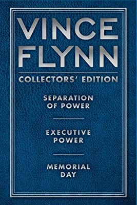 Vince Flynn Collectors' Edition #2: Separation of Power, Executive Power, and Memorial Day (A Mitch Rapp Novel)