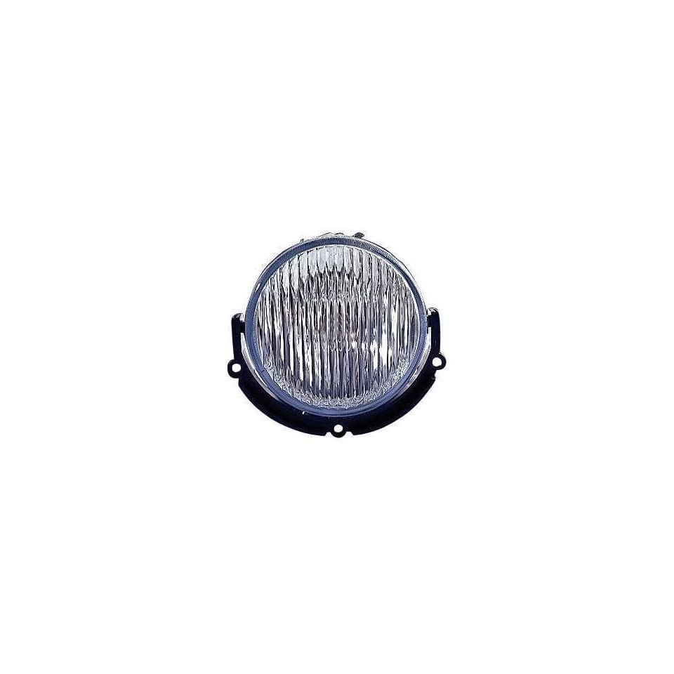 Depo 330 2022N AS Ford Mustang Driver/Passenger Side Replacement Fog Light Assembly