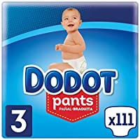 Hasta 35% en Dodot Pants