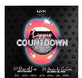 NYX Makeup Lippie Countdown advent calendar set