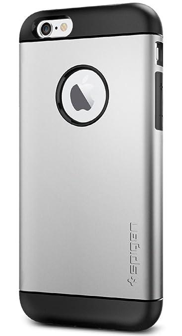 31 opinioni per Spigen Custodia Per Iphone 6 Slim Armor, 4.7 pollicir, Grigio (Gunmetal)