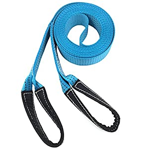 """YoungSun Recovery Tow Strap 2"""", 20', 10,000 Lb Capacity produced by Jiande JinKai Electrical Appliance Tools Co., LTD"""