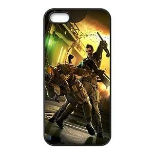 deus e human revolution iPhone 4 4s Cell Phone Case Black 53Go-259640