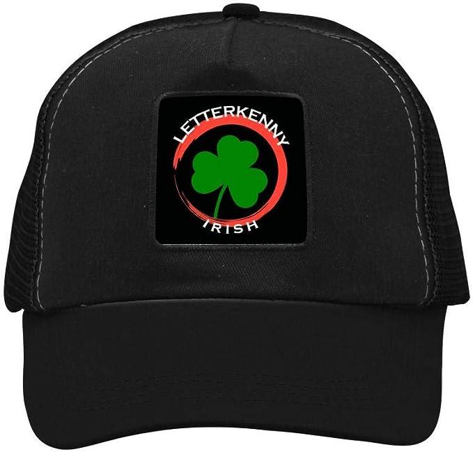 Letterkenny-Irish Baseball Cap Snapback Hip Hop Cap for Men /& Women