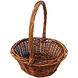 Oval Shaped Small Easter Basket