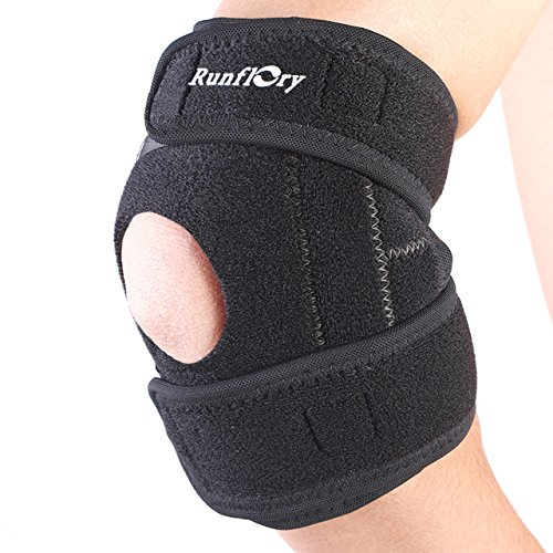 Buy Bargain Runflory Adjustable Tennis Elbow Braces, Breathable Neoprene Elbow Support Brace, Elasti...