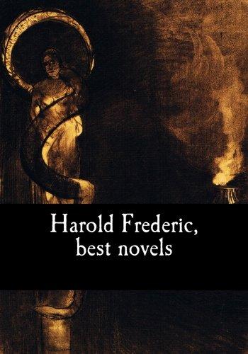 Harold Frederic, best novels pdf epub