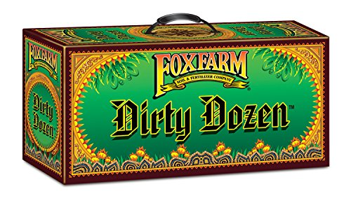 Fox Farm Nutrients (FoxFarm Dirty Dozen Starter Kit)