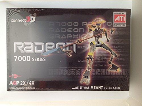 ATI Radeon Ve/7000 32MB S-Video Tv Out AGP 8912-942 C3D