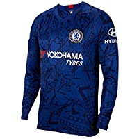 Chelsea Full-Sleeve Home Jersey 2019-2020 Jersey with Short