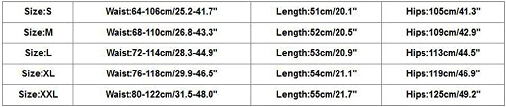 Elastic Waist Patchwork Color Personality Loost Sports Shorts Home Pants Willsa Mens Running Shorts