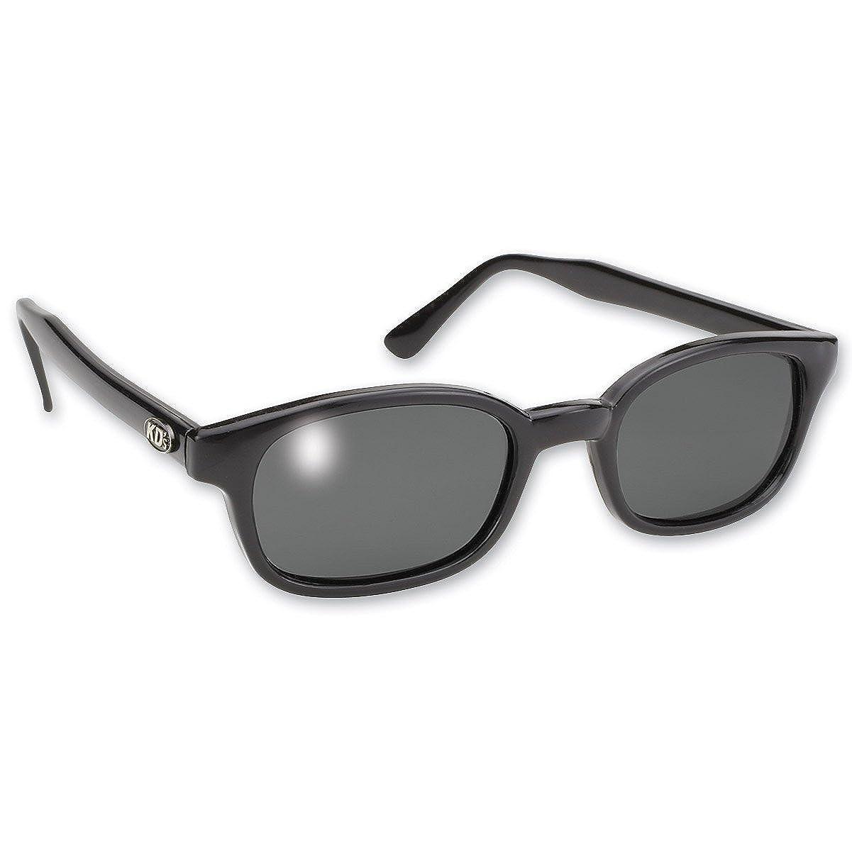 Original KD - Occhiali da sole da motociclista, modello uguale a quello indossato da Jax Teller nella serie TV Sons of Anarchy, grigio polarizzato Pacific Coast Sunglasses INC