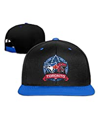 Toronto Sports Raptors Blue Jays FC Logo Snapback Hip Hop Baseball Caps RoyalBlue (5 Colors)