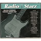 Radio Starz Karaoke CDG All Hits of MELISSA ETHERIDGE
