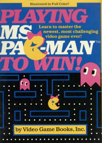 Playing Ms. Pac-Man to Win for sale  Delivered anywhere in USA