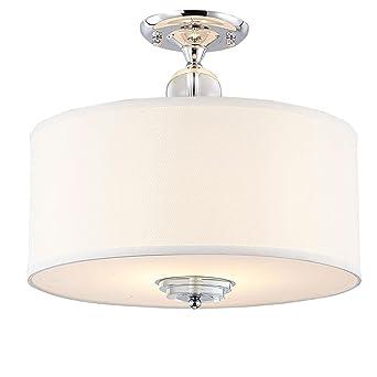 Elegante/Moderno / Diseño/Lámpara de techo/Lujo / Tela/Ronda ...