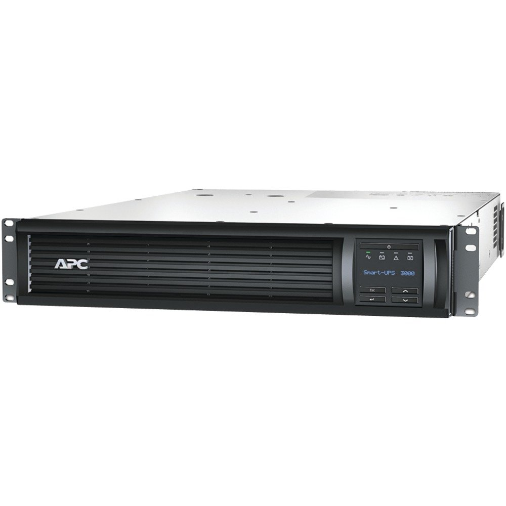 Amazon.com: APC Smart-UPS RM SMT3000RM2U 2700W/3000VA 2U 120V LCD UPS  System: Home Audio & Theater