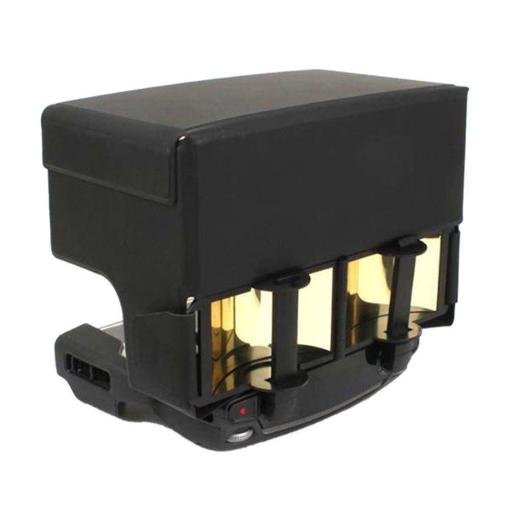 2 en 1 Antena Range Extender Controlador Remoto Parasol Parasol señal Enhancer para dji Mavic Pro/para Spark/para Air Drone Regard Regard Natral