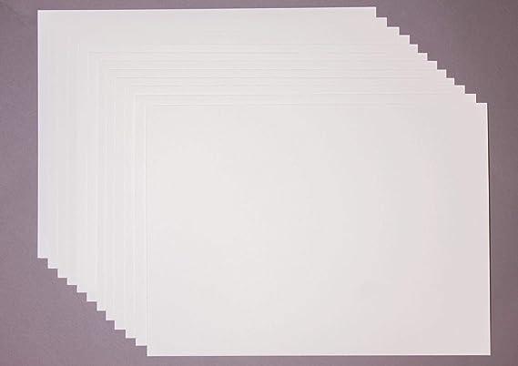 R K Burt Bockingford Acuarela Bloc de papel prensado en caliente 25 hojas A3