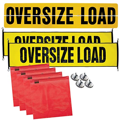 Vulcan Aluminum and Stretch Cord Oversize Load