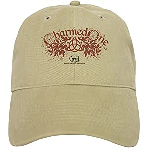 625ef08d07f54 CafePress - Charmed  The Power of Three Heart Cap - Baseball Cap with  Adjustable Closure