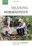 Meaning and Normativity
