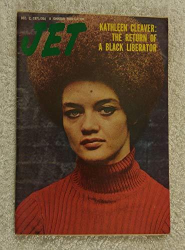 Kathleen Cleaver - The Return of a Black Liberator - Jet Magazine - December 2, 1971 - Black Panthers