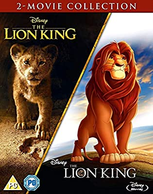 The Lion King 1994 The Lion King 2019 Collection Blu Ray Movies Tv Amazon Com