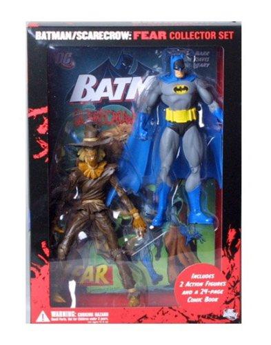 Fear Gift Set DC Comics OCT060321 DA-Y1PL-ZN5W Batman// Scarecrow