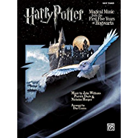 Harry Potter Magical Music: Easy Piano Sheet Music