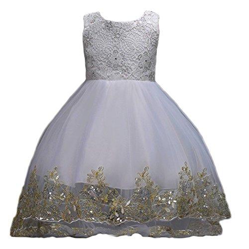 Beautiful Flower Girl Dress - 6