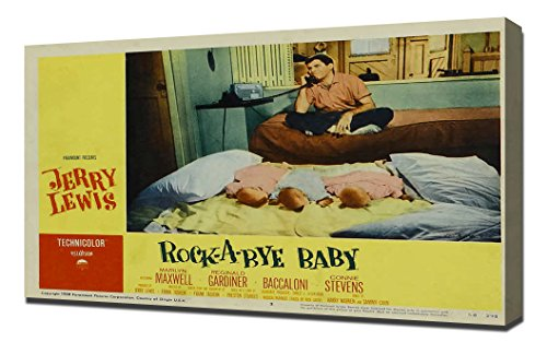 Baby Furniture Rockabye (Poster - Rock-a-Bye Baby_04 - Canvas Art Print)