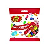 Jelly Belly Jelly Beans, 20 Assorted Flavours, 100-g