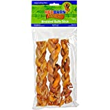 Redbarn 7-Inch Braided Bully Sticks