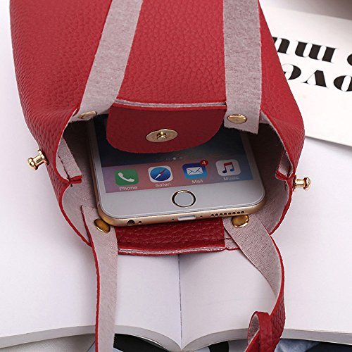 Shoulder Handbag Tassel ZOMUSA Bags Vintage Red Mini Hot Fashion Sale Messenger Small xIqzzg