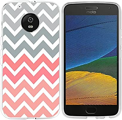 Amazon.com: Case for Moto G5 Plus & MUQR Replacement Rubber ...