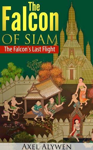 book cover of The Falcon\'s Last Flight