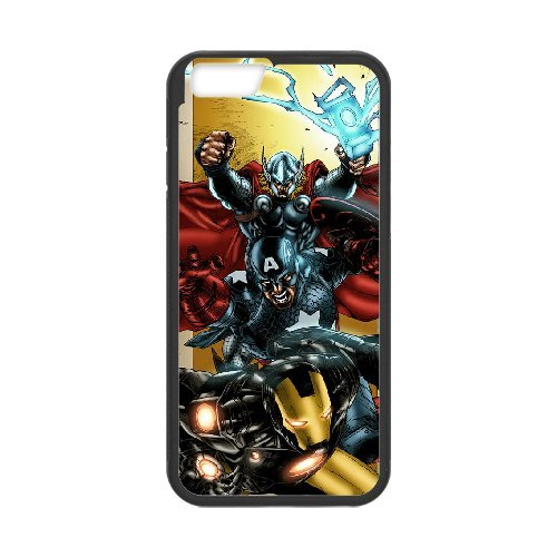 """LP-LG Phone Case Of Avengers Marvel For iPhone 6 (4.7"""") [Pattern-4]"""