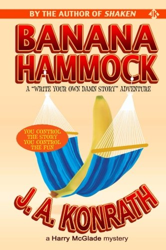 Banana Hammock Jack Daniels Thrillers