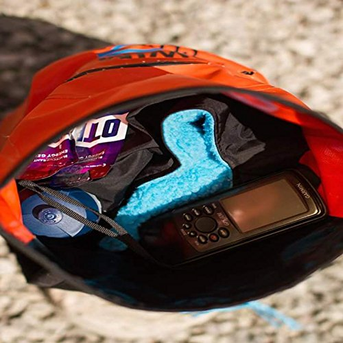 Swim Secure - Mochila boya. Material PVC con recubrimiento de nylon. Wild bag