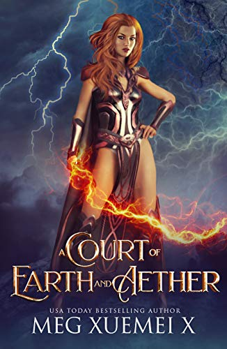A Court of Earth and Aether (War of the Gods Book 4)