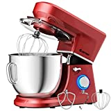 Best Stand Mixers - COSTWAY Stand Mixer, 660W Tilt-head Electric Kitchen Food Review
