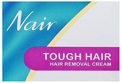 Nair 200ml Tough Hair Coarse Hair Removal Cream Beauty Locker