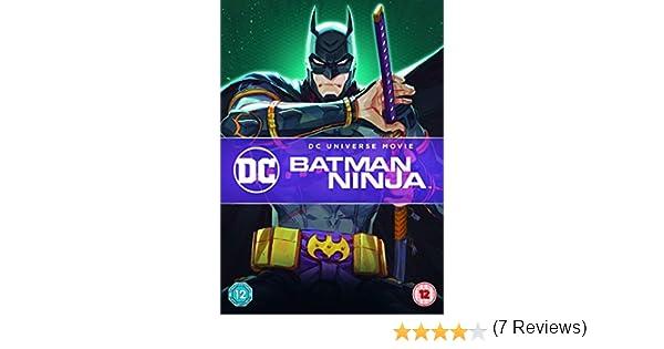 Batman Ninja Edizione: Regno Unito Reino Unido DVD: Amazon ...