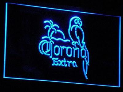 Bingirl Corona Beer OPEN Bar Pub Club LED Neon Light Sign Man Cave A108-B