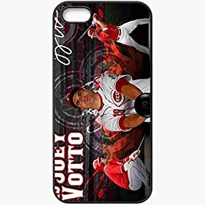 Personalized For SamSung Galaxy S5 Phone Case Cover Skin 15042 Joey Votto by storm19 Black