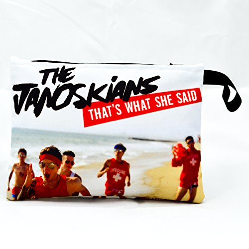 The Janoskians Jai Brooks Musician Pouch Bag