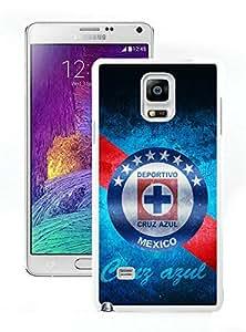 100% brand new CDSC Cruz Azul 3 White Samsung Note 4 Case