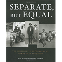 Separate, But Equal: Images from the Segregated South book cover