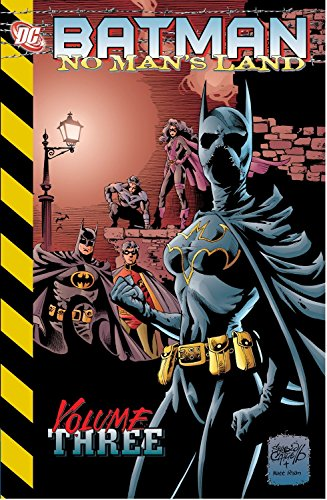 Batman: No Man's Land, Vol. 3 -
